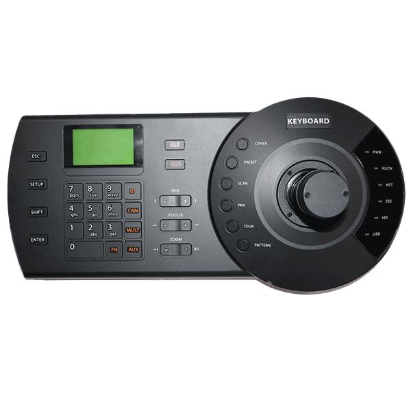CCTV Camera Controller